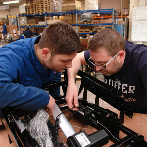 Engineering Apprentice Scheme